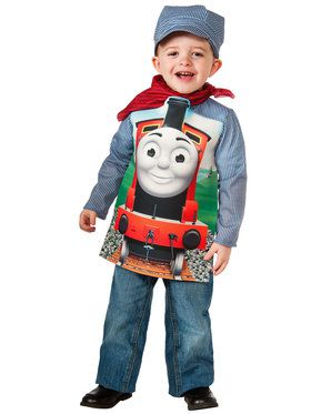 Thomas The Tank Deluxe James Train & Eng
