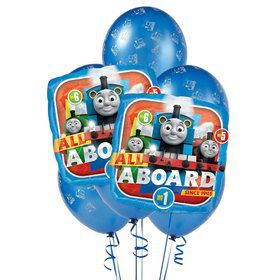 Thomas The Train 8 Pc Balloon Kit