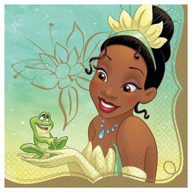 Tiana Lunch Napkins (16)