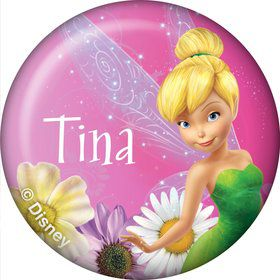 Tinkerbell Personalized Mini Magnet (Each)