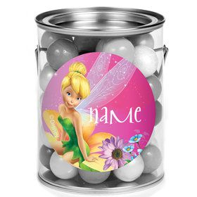 Tinkerbell Personalized Mini Paint Cans (12 Count)