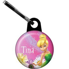 Tinkerbell Personalized Zipper Pull (Each)