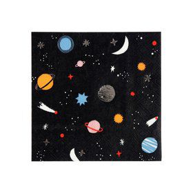 To The Moon Beverage Napkins (16)