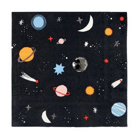 To The Moon Lunch Napkins (16)