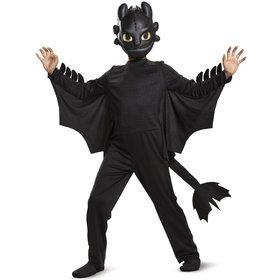 Toothless Classic Toddler Costume