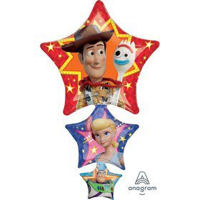 Toy Story 4 42 Jumbo Shaped Foil Balloon
