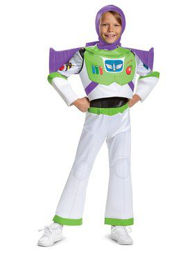 Toy Story 4: Buzz Deluxe Toddler Costume