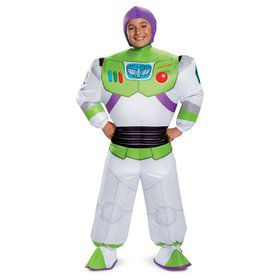 Toy Story 4: Buzz Lightyear Inflatable Child Costume