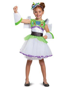 Toy Story 4: Buzz Tutu Deluxe Toddler Costume