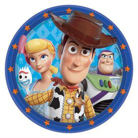 Toy Story 4 Lunch Plates (8)