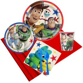 Toy Story 4 Party Pack for 8