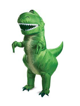 Toy Story 4: Rex Inflatable Adult Costume