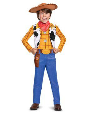Toy Story 4: Woody Classic Toddler Costume