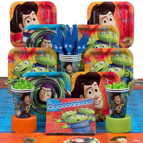 Toy Story Deluxe Kit (Serves 8)