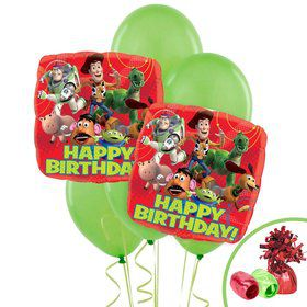 Toy Story Jumbo Balloon Bouquet