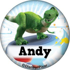 Toy Story Personalized Mini Magnet (Each)
