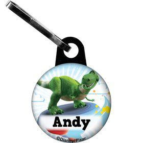 Toy Story Personalized Mini Zipper Pull (Each)
