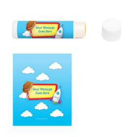 Toy Tales Personalized Lip Balm (12 Pack)