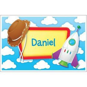 Toy Tales Personalized Placemat (each)