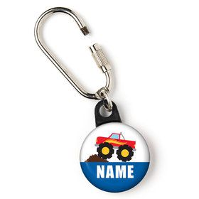 "Traffic Jam Personalized 1"" Carabiner (Each)"