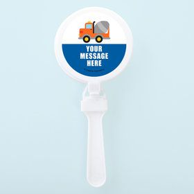 Traffic Jam Personalized Clappers (Set of 12)