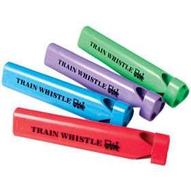 Train Whistle 7 Favor (12 Count)