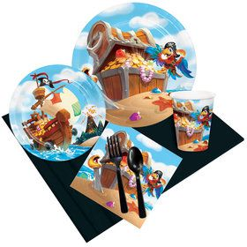 Treasure Island Party Pack for 8