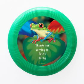 Tree Frog Personalized Mini Discs (Set of 12)