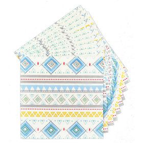 Tribal Boy Beverage Napkins (16)