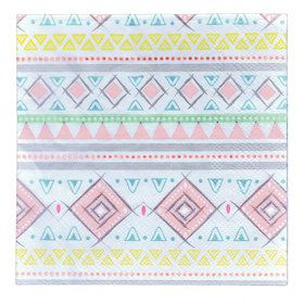 Tribal Girl Beverage Napkins (16)