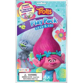 Trolls Play Pack (Each)