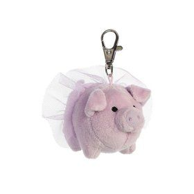Tulip the Piggle Plush Clip On