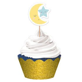 Twinkle Little Star Cupcake Kit