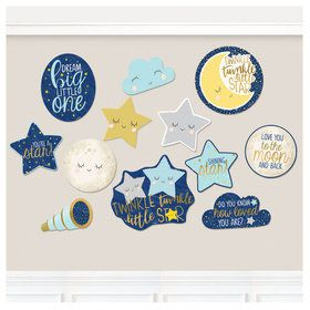 Twinkle Little Star Cutouts (12)