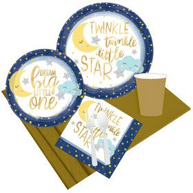 Twinkle Little Star Party Pack for 8