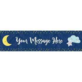 Twinkle Little Star Personalized Banner (Each)