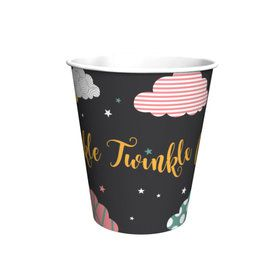 Twinkle Twinkle How We Wonder 9 oz Cups (8)