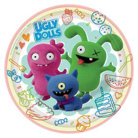 Ugly Dolls Movie Lunch Plates (8)