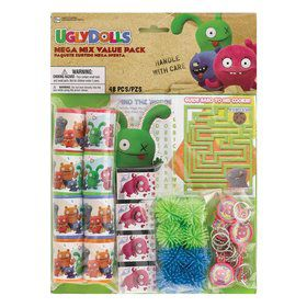 Ugly Dolls Movie Mega Mix Favor Pack
