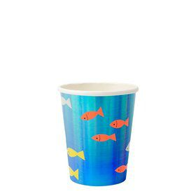 Under The Sea 9oz. Paper Cups (8)