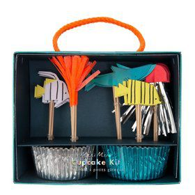 Under The Sea Cupcake Kit (24)