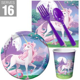 Unicorn Fantasy Snack Pack For 16