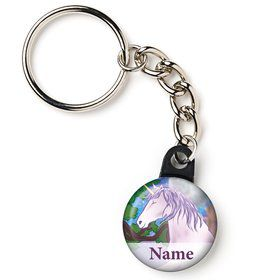 "Unicorn Fun Personalized 1"" Carabiner (Each)"