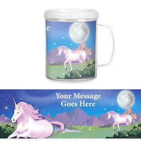 Unicorn Fun Personalized Favor Mug (Each)