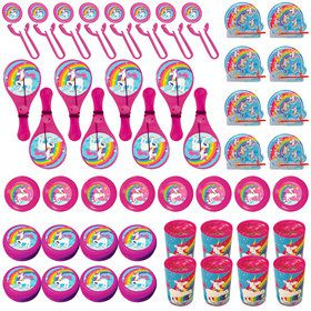 Unicorn Party Favors (48 Pieces)