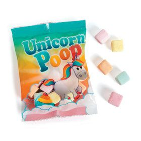 Unicorn Poop Candy Fun Packs (57)