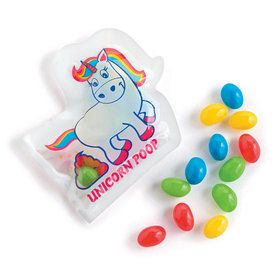 Unicorn Poop Jelly Bean Fun Packs (24)