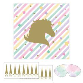 Unicorn Sparkle Game