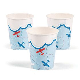 Up & Away 9 oz Cups (8)