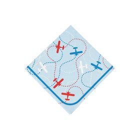 Up & Away Beverage Napkins (16)